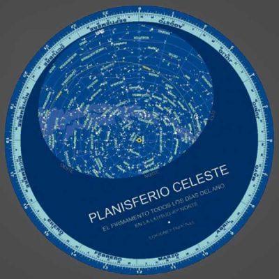 Planisferio celeste