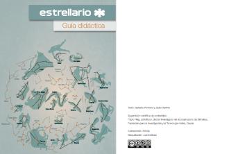 Guía didáctica estrellario, edición en papel
